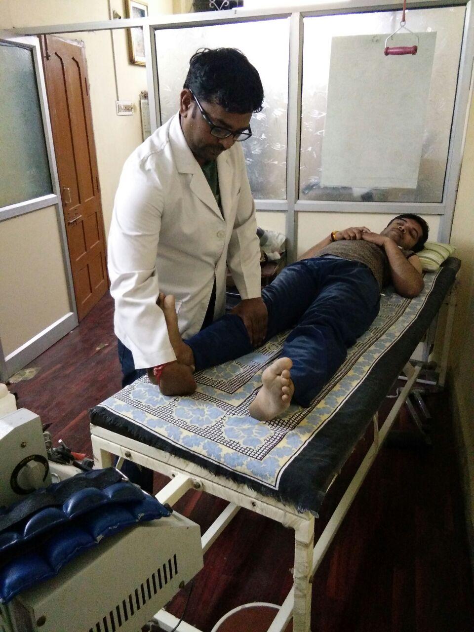Dr. Brajmohan Verma Visit